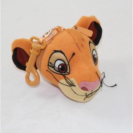 Key door head Simba DISNEY The lion king plush 12 cm