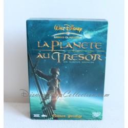 Coffret dvd La planète au trésor DISNEY édition prestige N° 68 Walt Disney