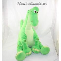 Peluche Arlo dinosaure DISNEY NICOTOY Le voyage d'Arlo vert assis 45 cm