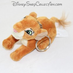 Key door plush Nala lioness DISNEYLAND PARIS The Brown Lion King Disney 12 cm
