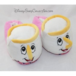 Zip DISNEY Slippers Beauty and the Beast Child Size 30/31