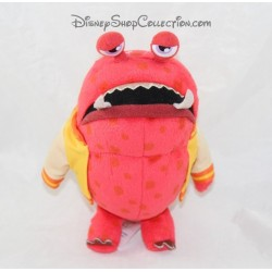 Peluche Roy Big Red DISNEY STORE Monsters Academy Red 20 cm