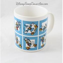 Mug Donald DISNEY roller Kilncraft Stl England white blue