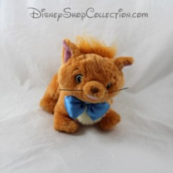 Interactive cat towel Toulouse SMOBY Disney The Orange Aristochats 20 cm