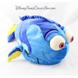 Plush DISNEY STORE worldwide of Dory Dory fish 40 cm Blue