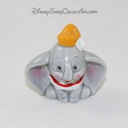 Figura ceramica in porcellana Dumbo DISNEY 6 cm