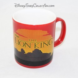 Mug The Lion King DISNEY Le Roi lion Staffordshire England Kiln Craft