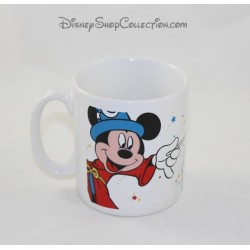 Taza Mickey DISNEYLAND PARIS Fantasia taza de cerámica Disney 9 cm