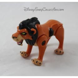 Figurine lion Scar MCDONALDS DISNEY Le Roi lion jouet Mcdo 10 cm