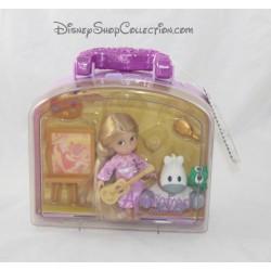 Mini doll playset Rapunzel DISNEY STORE Collezione mini bambola di Animator