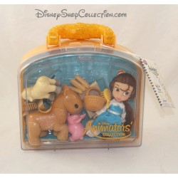 Mini doll playset Belle DISNEY STORE Animator's Beauty and the Beast