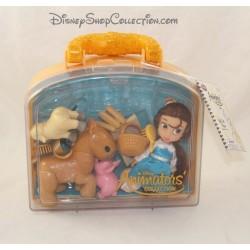Mini doll playset Belle DISNEY STORE Animator's La Belle et la Bête