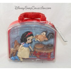 Mini doll playset Blanche Neige DISNEY STORE Animator's mini poupée