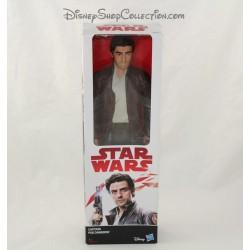 Gran figura Capitán Poe Dameron STAR WARS Disney Hasbro muñeca