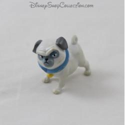 Figurine chien Percy DISNEY Pocahontas pvc 4 cm