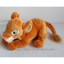 Peluche Nala DISNEYLAND PARIS Le Roi Lion Nala adulte lionne 30 cm