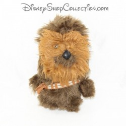 Wookie Chewbacca STAR WARS brown long hair 18 cm