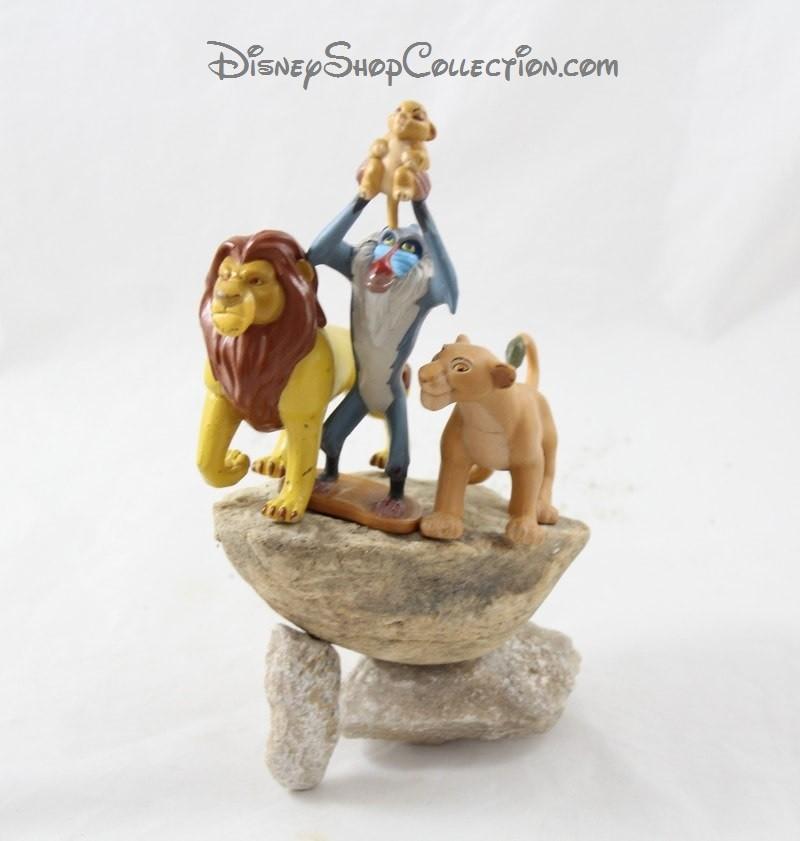 Figures The Lion King Disney Mufasa Sarabi Rafiki And Simba
