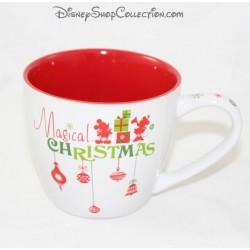 Gros mug Magical Christmas DISNEYLAND PARIS Mickey Minnie Joyeux Noël