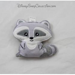 Mini soft meeko DISNEY STORE Pocahontas Animators raccoon 8 cm