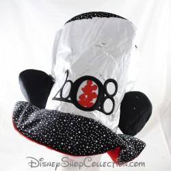 Chapeau Mickey DISNEYLAND PARIS gris argenté 2008 Disney
