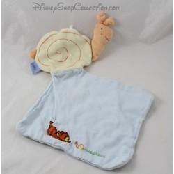 Doudou flat handkerchief snail DISNEY BABY Tigger 29 cm