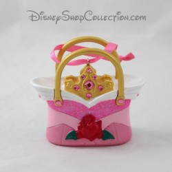 Mini decorative bag Aurora DISNEY STORE Sleeping Beauty ornament 9 cm