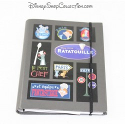 Notebook Ratatouille DISNEYLAND PARIS white sheetDisney Pixar