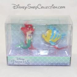 Décoration de sapin PRIMARK Disney La petite sirène Ariel et Polochon résine