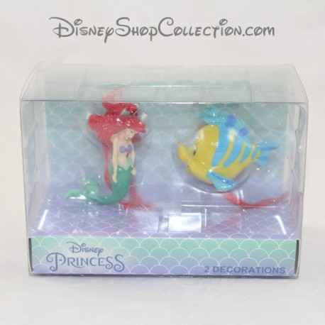 PRIMARK Disney Fir Decoration The Little Mermaid Ariel and Polochon resin