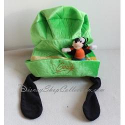 Chapeau Dingo DISNEYLAND PARIS Goofy vert adulte ou enfant 28 cm