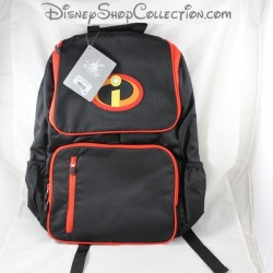 Cartable sac à dos DISNEY STORE Les Indestructibles noir rouge