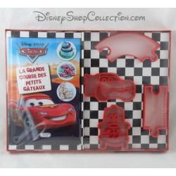 Set de patisserie HACHETTE Disney Cars La grande course des petits gâteaux emporte pièce