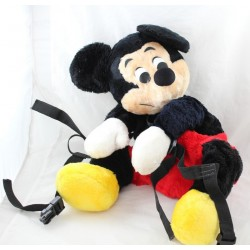 Mickey DISNEY plush backpack vintage straps arms 60 cm