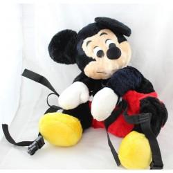 Sac à dos peluche Mickey DISNEY vintage lanières bras 60 cm