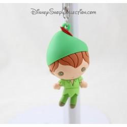Puerta de llave 3D Peter Pan DISNEYLAND PARIS disney pvc suave 6 cm