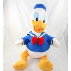 Peluche range pyjama Donald DISNEY JEMINI bleu blanc 58 cm