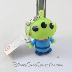 Porte clés 3D Alien DISNEYLAND PARIS Toy Story pvc souple Disney 7 cm