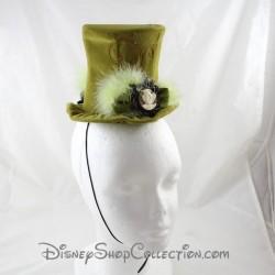 Mini chapeau haut de forme Tinker Bell DINSEY PARKS Fée Clochette vert 13 cm