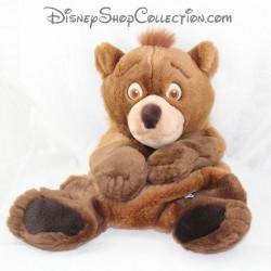 Peluche range pyjama Koda ours JEMINI Disney Frère des Ours marron 45 cm