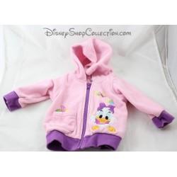 Giacca polare bambino DISNEYLAND PARIGI Daisy rosa Disney 6 mesi