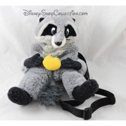 Meeko DISNEY Pocahontas plush banana raccoon bag