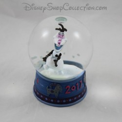 Snow globe Olaf DISNEY STORE Noel 2017 snowball 13 cm