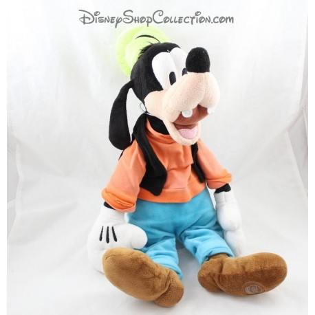 Peluche Dingo DISNEY STORE friend Mickey Mouse macaroon 50 cm