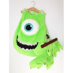 Bob DISNEY STORE Monsters Disguise - Company 5-6 Years