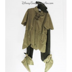 Child costume Peter Pan DISNEYLAND RESORT PARIS 8 years 4 pieces