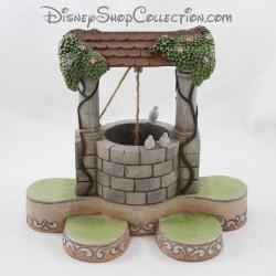 Figura de Jim Shore El pozo de los enanos DISNEY TRADITIONS Blancanieves y los 7 enanos resina 22 cm
