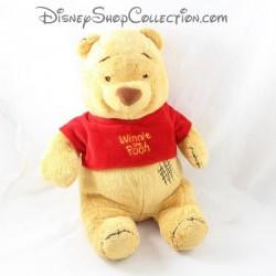 Winnie DISNEY Winnie the Pooh cicatriz parcheada 37 cm
