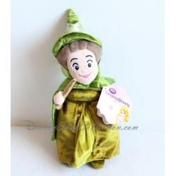 Hada Daisy toalla DISNEY La verdadera durmiente verde 26 cm