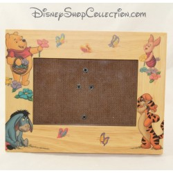 Vintage wooden castle DISNEY MEMORIES photo frame 7 photos 29 cm